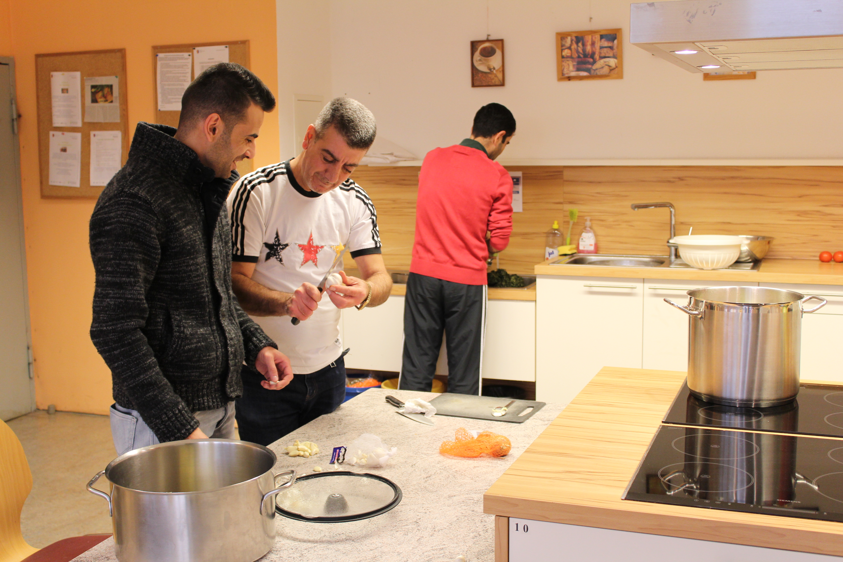 Mittelhof e. V. | News: Orientalische Küche im Mehrgenerationenhaus ...